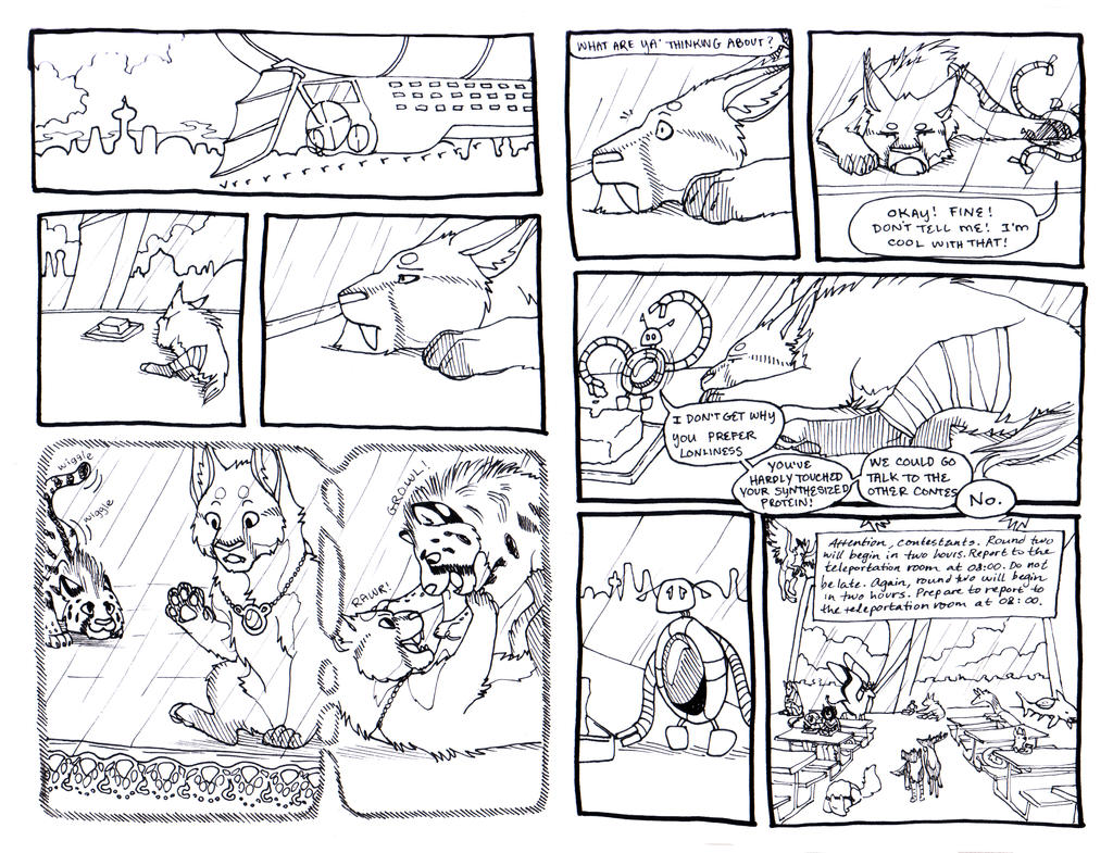 RoA Round 2: Page 1-2