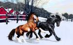 Winter Spirits