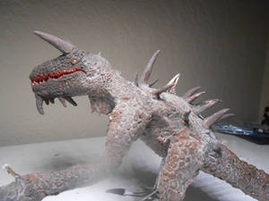 Tarrasque Progress - Almost Finished!