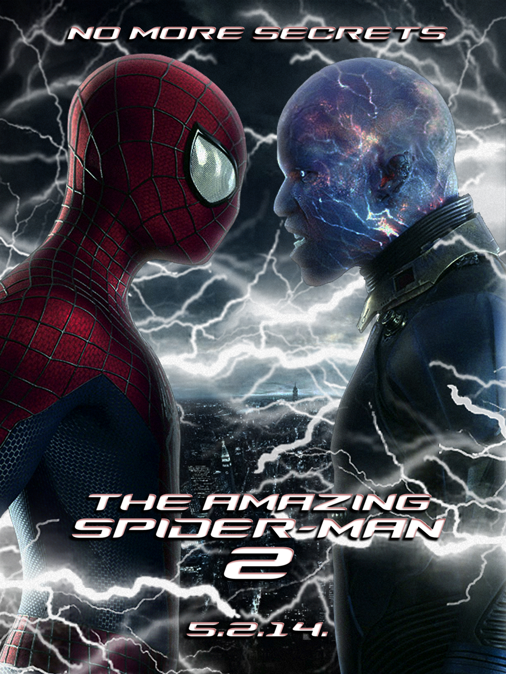 The Amazing Spider-Man 2 - Electro Poster by bijit69 on ...