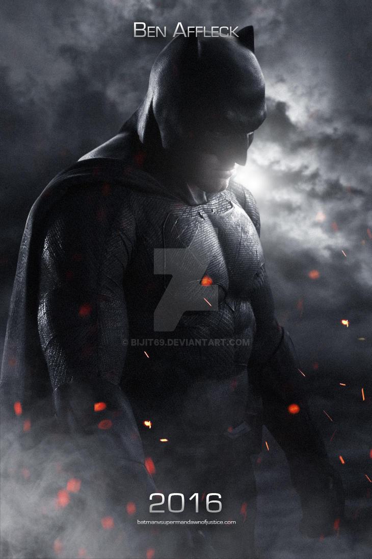 Batman ben affleck by bijit69 on deviantart - Ben affleck batman wallpaper ...