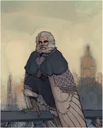 Knight of Wayne by Seyorrol