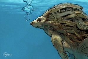 Sealotter by Seyorrol