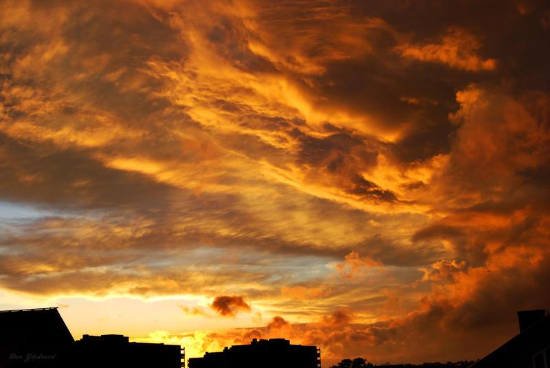 Golden Radiance of The Sun