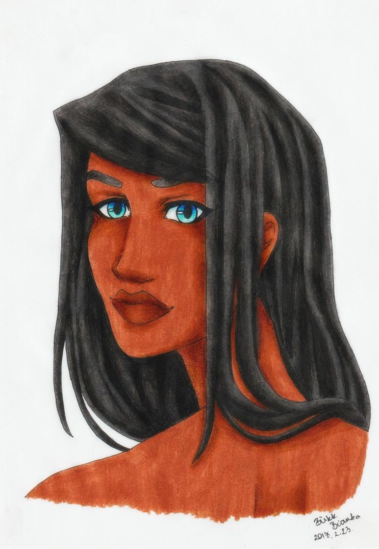 Redguard by epresvanilia