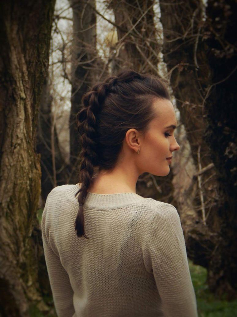 In the Woods by epresvanilia