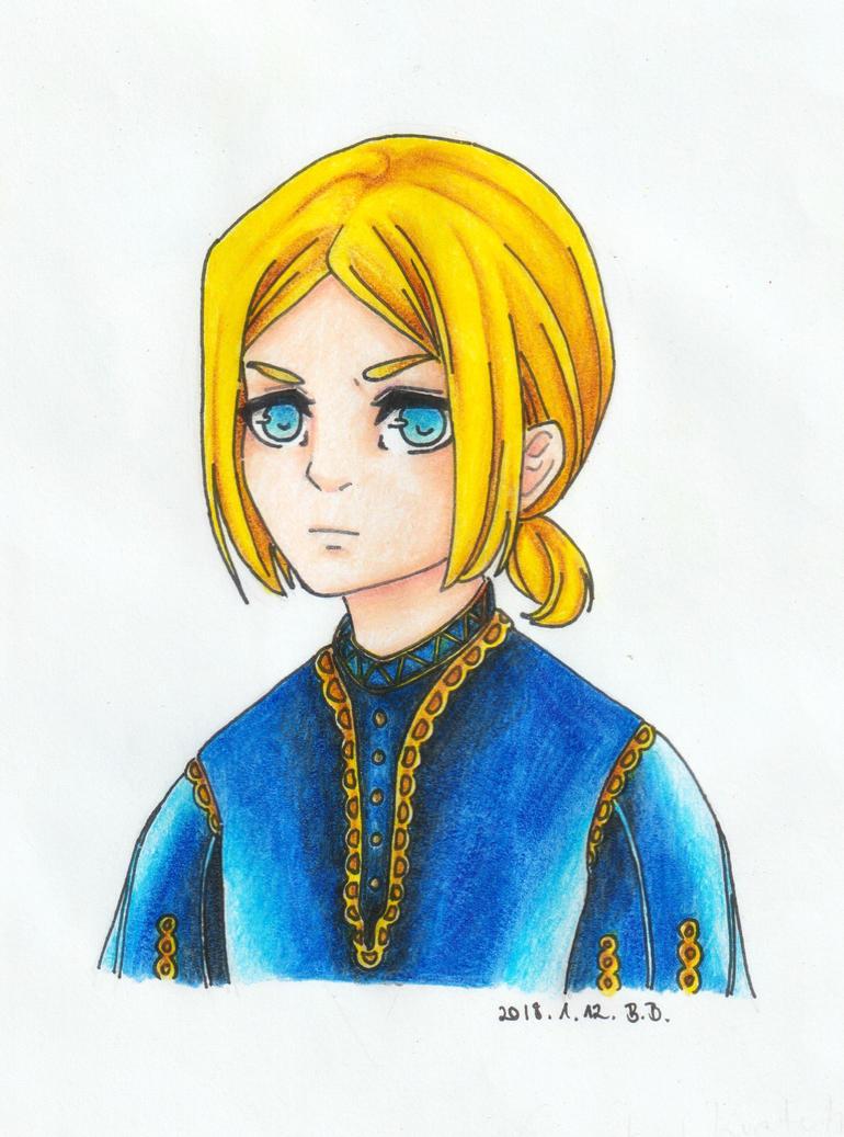 Count of Kvatch by epresvanilia