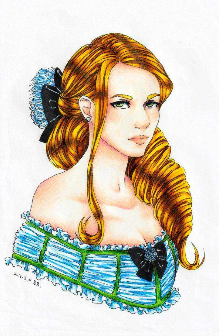Charlotte by epresvanilia