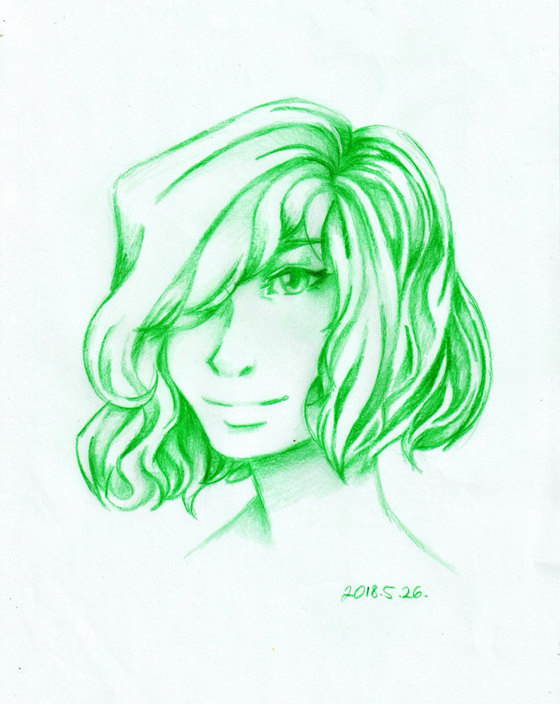 Green by epresvanilia