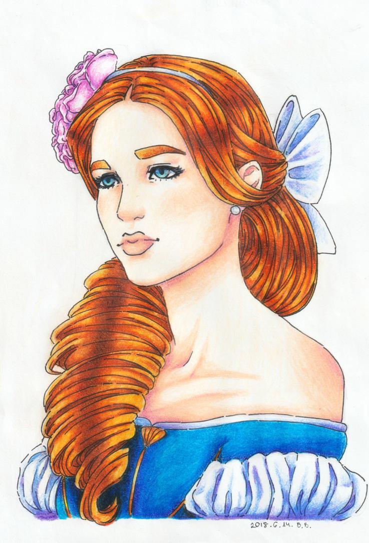 Elizabeth by epresvanilia