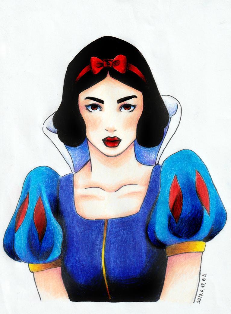 Snow White by epresvanilia
