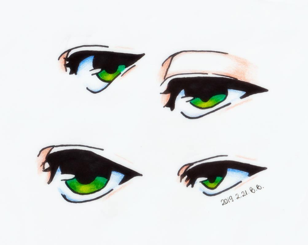 Green Eyes by epresvanilia