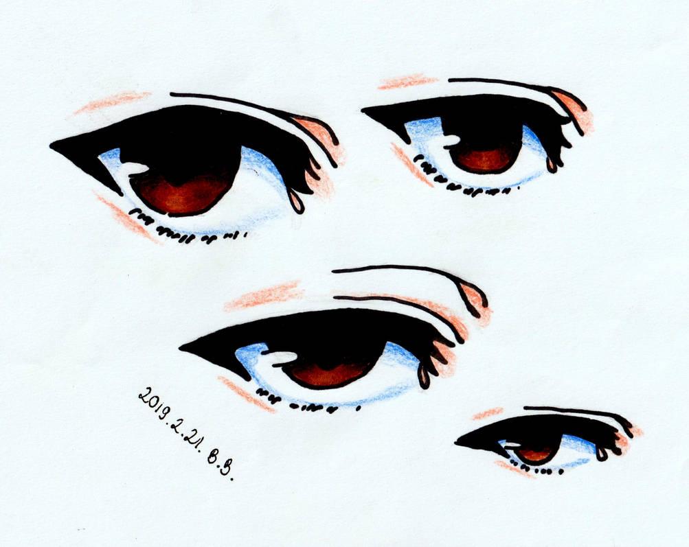 Brown Eyes by epresvanilia