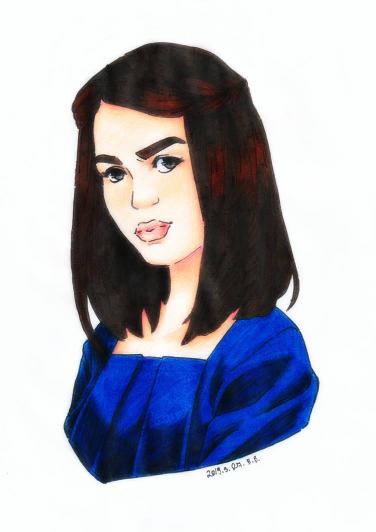 Arya Stark by epresvanilia