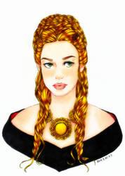 Cersei Lannister by epresvanilia