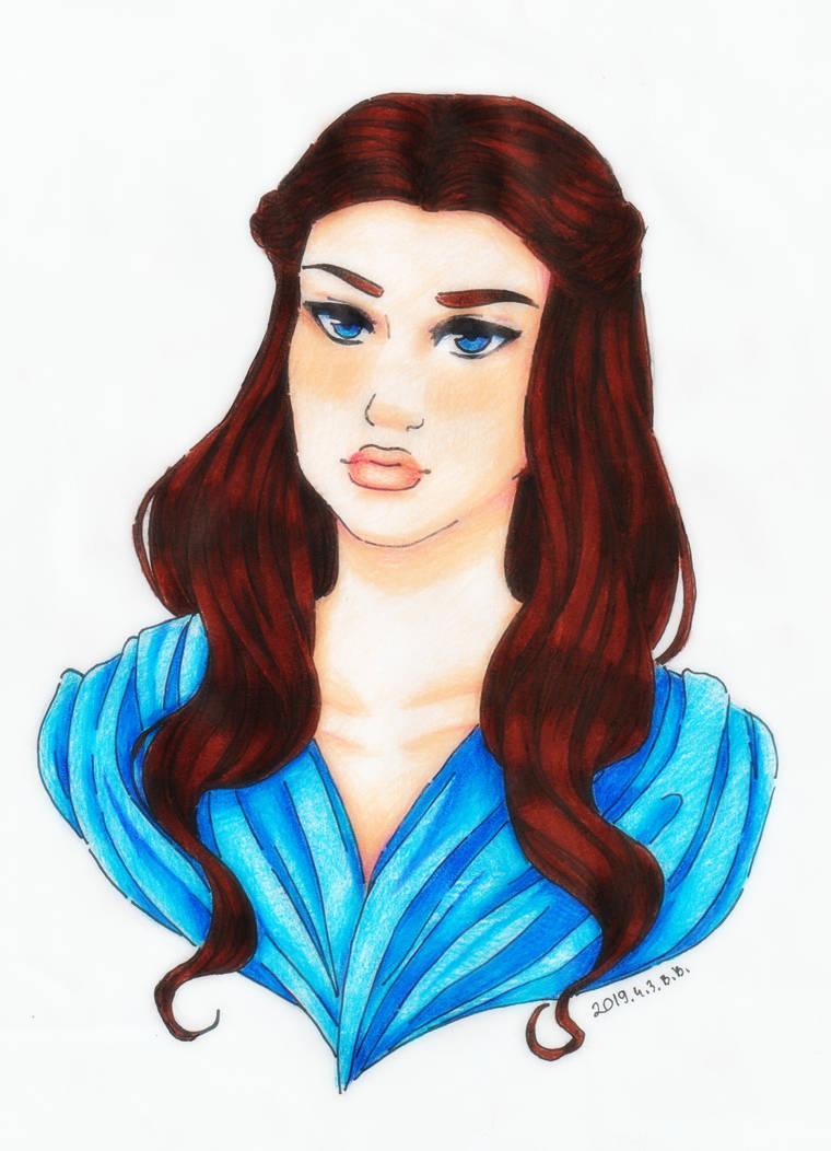 Margaery Tyrell by epresvanilia
