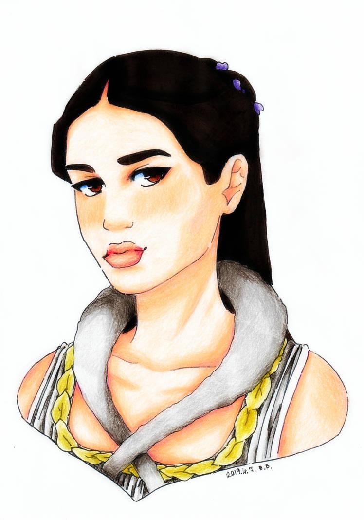 Lyanna Stark by epresvanilia