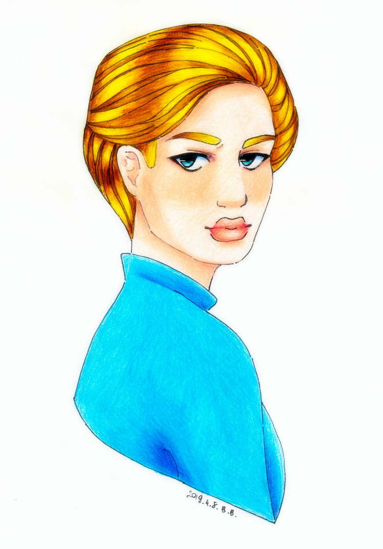 Brienne of Tarth by epresvanilia