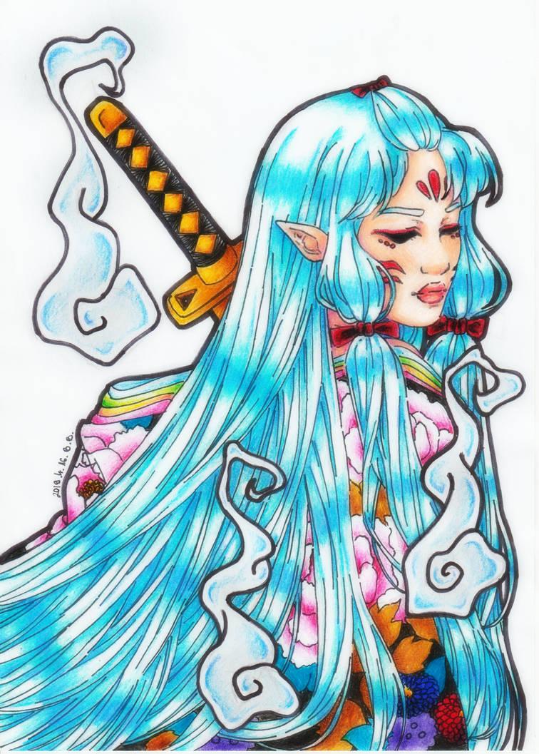 Yayoi by epresvanilia