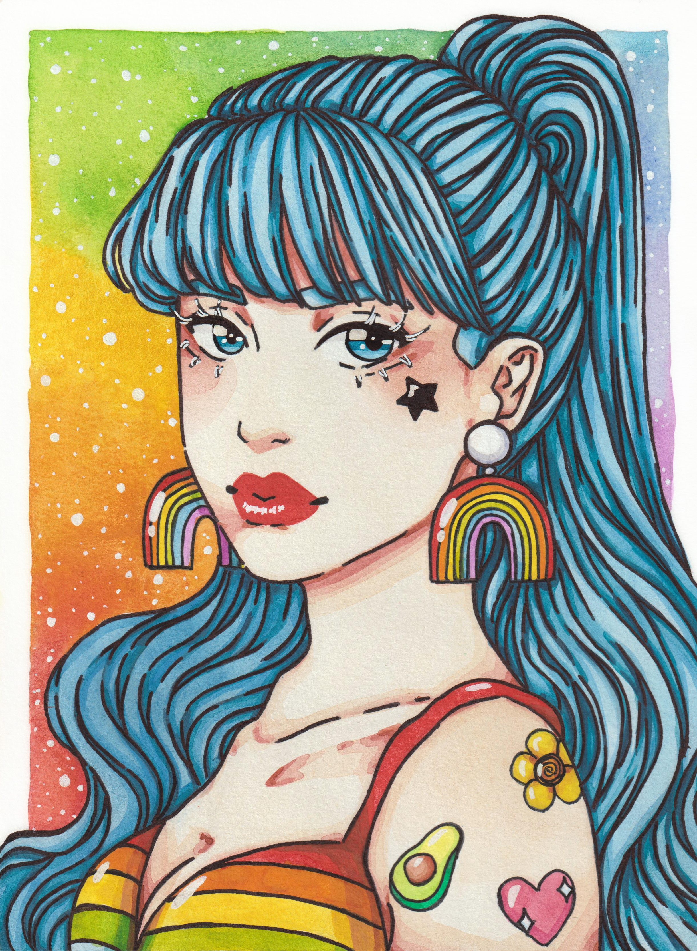 Draw This In Your Style (heymaryjean)
