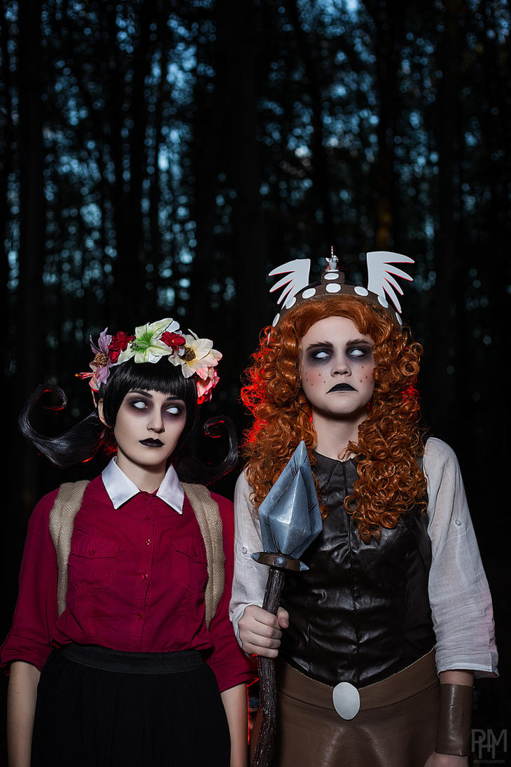 American Gothic Dont Starve By CariokaGo