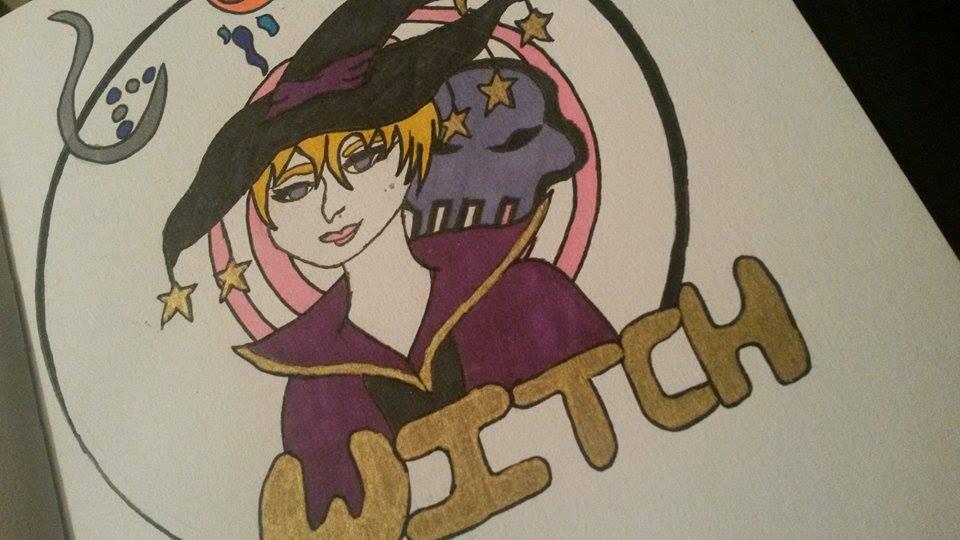 WitchRose by DurararaKing