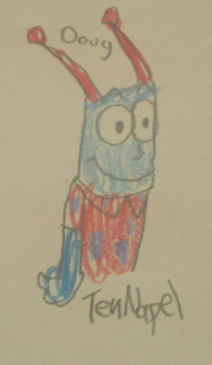 Nicktoons ASC 14: Doug TenNapel