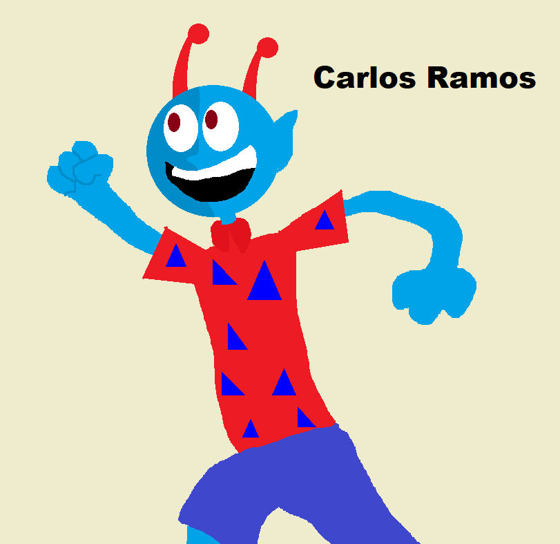 NickToons ASC 15: Carlos Ramos