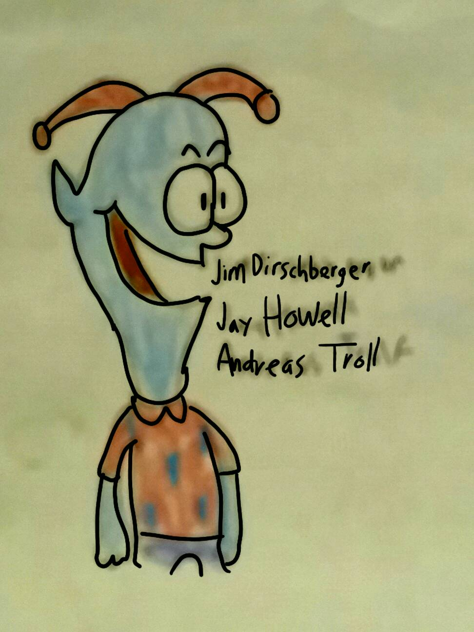 Nicktoons ASC 19: Jim, Jay, and Andreas