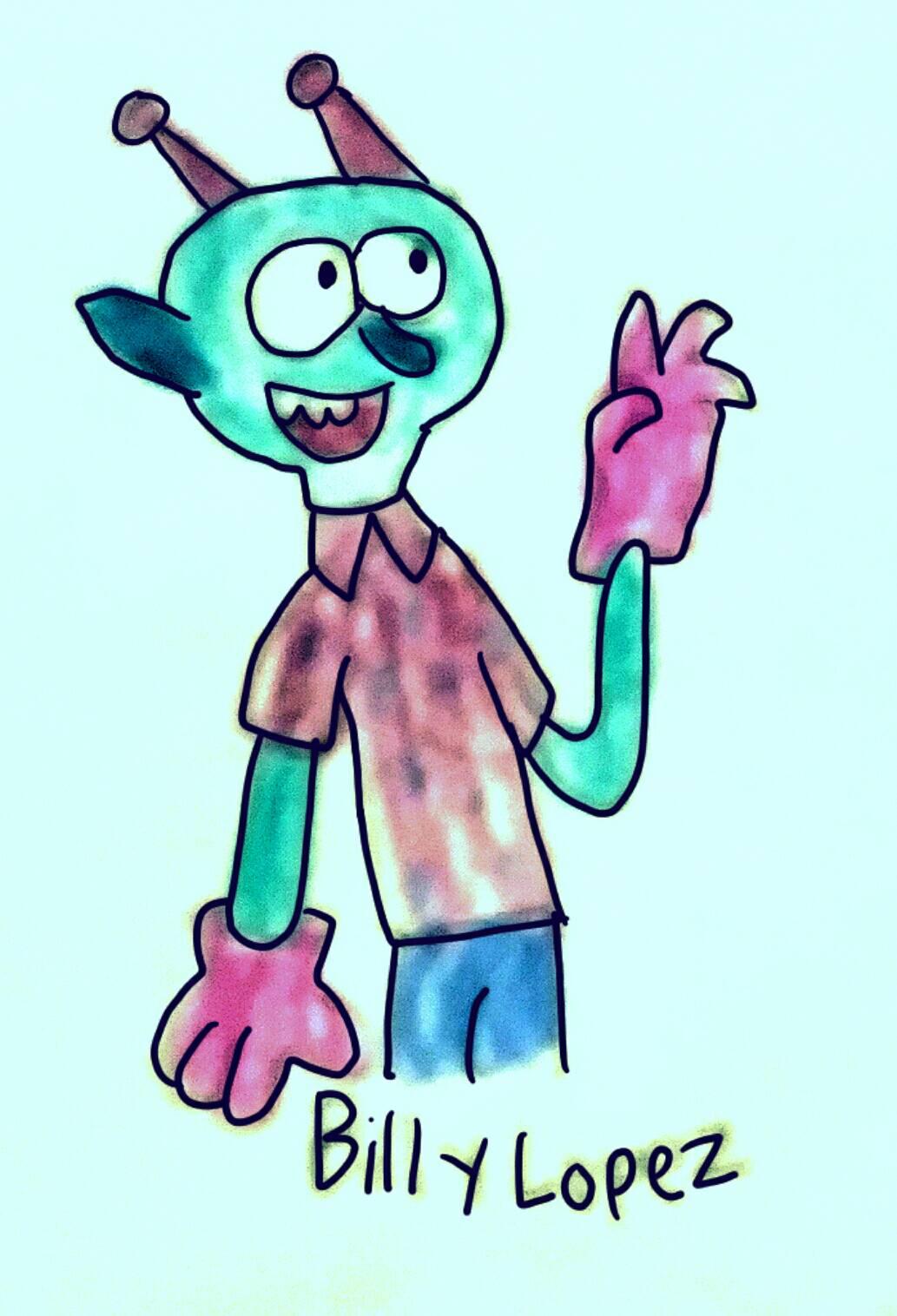 Nicktoons ASC 24: Billy Lopez