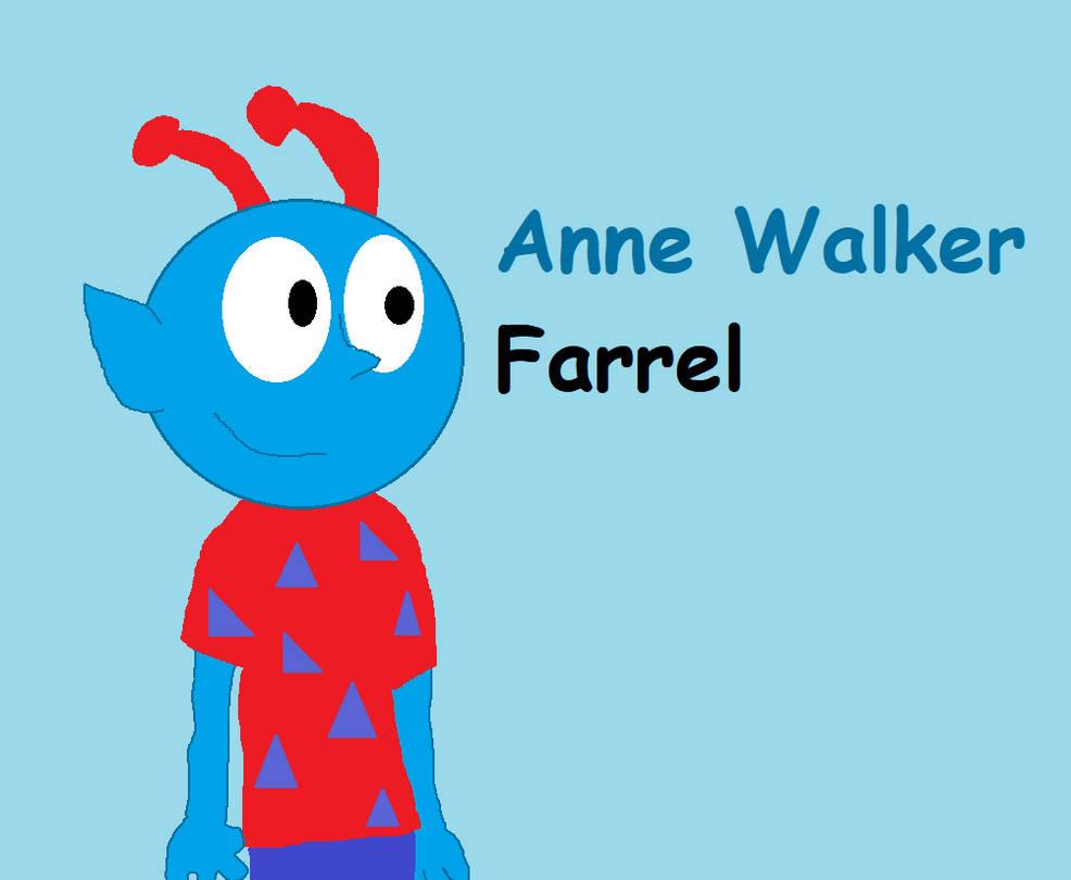 Nicktoons ASC 28: Anne Walker Farrel
