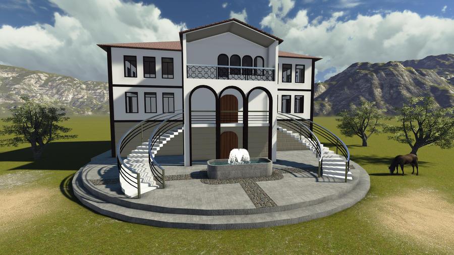 Turkish House By Gizemgunes On Deviantart