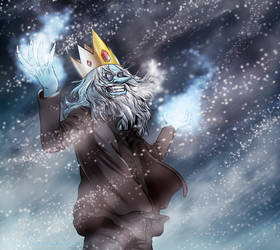 Rise of the Ice King by bethanysellers