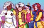 X-Men Throwback!
