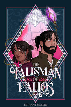 The Talisman of Halios Cover