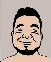 Caricatura Rafael Marcal