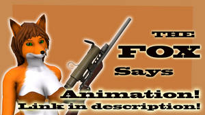 THE FOX Says - Furry and TF2 animation
