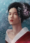 [Study] Chinese Queen