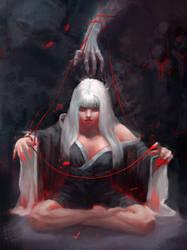 Witchcraft by RoanNna