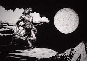 Werewolf by MonoFlax