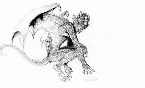 [OLD STUFF] Dragon Creature #1