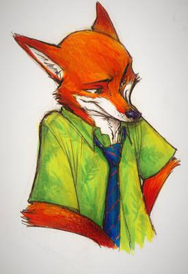 Sly Fox #4