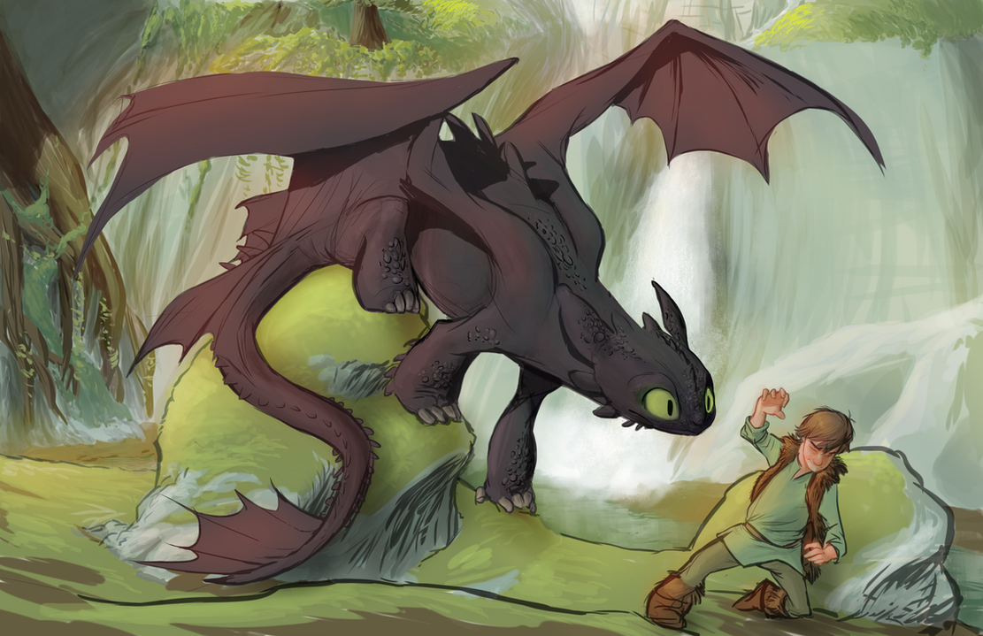 Encounter by MonoFlax