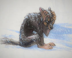 Werewoof #5 by MonoFlax