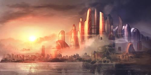 Zootopia Cityscape Overhaul