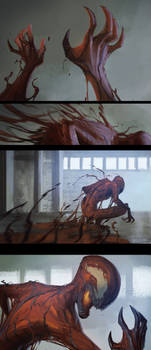 Birth Of Carnage by MonoFlax