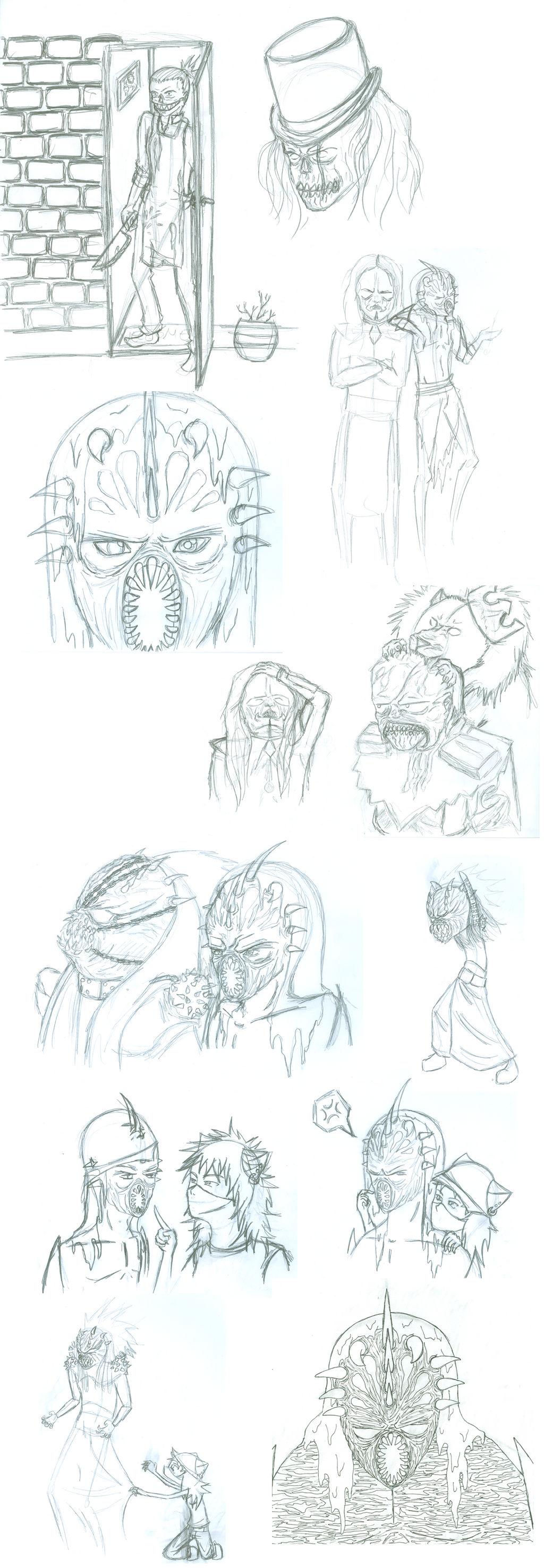 Lordi Sketchdump