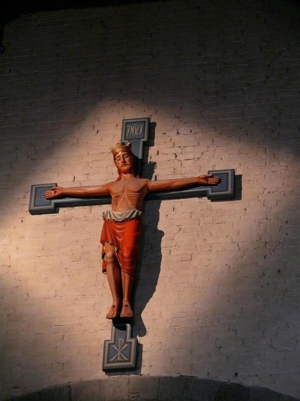 Jesus Figure by StockSaphitri