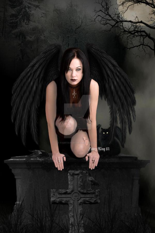 DARK ANGELS by FABRYKING61