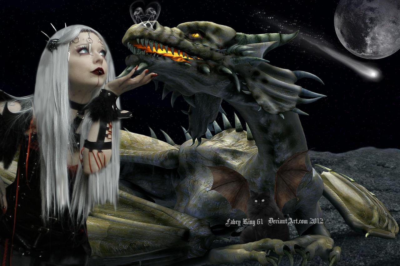 DRAGON HEART by FABRYKING61